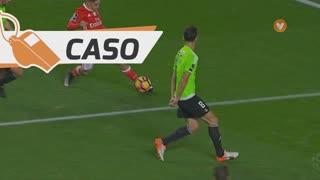 SL Benfica, Caso, F. Cervi aos 82'