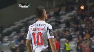 Boavista FC, Jogada, Fábio Espinho aos 4'