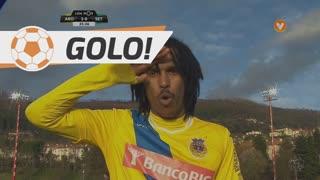 GOLO! FC Arouca, Kuca aos 36', FC Arouca 2-0 Vitória FC