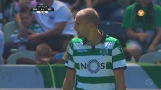 Sporting CP, Jogada, Chico Geraldes aos 77'
