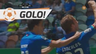GOLO! Belenenses, Gonçalo Silva aos 88', Sporting CP 1-3 Belenenses