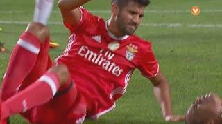 SL Benfica, Jogada, Lisandro López aos 45'+4'