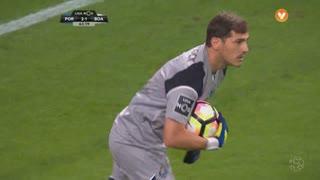 Boavista FC, Jogada, Carraça aos 64'