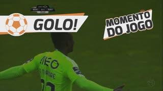 GOLO! Rio Ave FC, A. Traoré aos 76', Boavista FC 0-1 Rio Ave FC