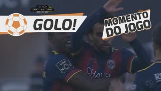 GOLO! GD Chaves, Fábio Martins aos 80', GD Chaves 2-0 FC Arouca