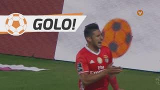 GOLO! SL Benfica, Salvio aos 24', SL Benfica 1-0 Sporting CP