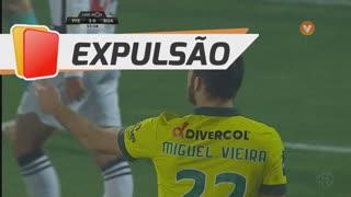 FC P.Ferreira, Caso, Miguel Vieira aos 54'