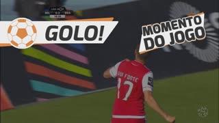 GOLO! SC Braga, Rui Fonte aos 19', Belenenses 0-2 SC Braga
