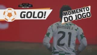 GOLO! Moreirense FC, D. Ramírez aos 84', Moreirense FC 1-0 Os Belenenses