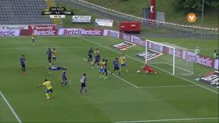 FC Arouca, Jogada, Mateus aos 65'