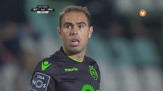 Sporting CP, Jogada, Bruno César aos 8'