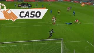 SC Braga, Caso, Mauro aos 45'+2'