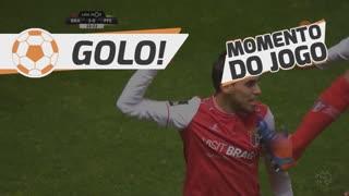 GOLO! SC Braga, Ricardo Horta aos 23', SC Braga 2-0 FC P.Ferreira