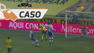 FC P.Ferreira, Caso, Ricardo Valente aos 14'