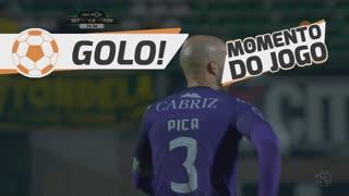 GOLO! Vitória FC, Pica (p.b.) aos 36', Vitória FC 1-0 CD Tondela