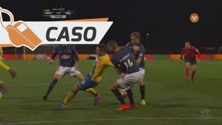 FC Arouca, Caso, Tomané aos 74'