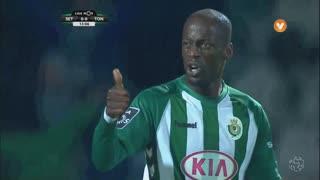 Vitória FC, Jogada, Edinho aos 13'