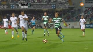Sporting CP, Jogada, Markovic aos 47'