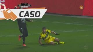 FC P.Ferreira, Caso, Welthon aos 69'
