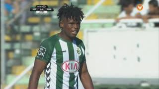 Vitória FC, Jogada, Mikel Agu aos 39'
