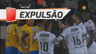 Vitória SC, Expulsão, Tozé aos 80'
