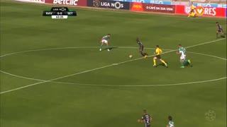 Vitória FC, Jogada, Edinho aos 65'