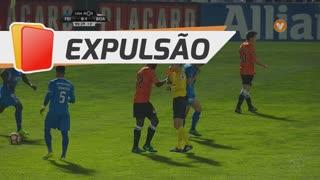 Boavista FC, Expulsão, Idris aos 90'+1'