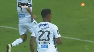 CD Nacional, Jogada, Ricardo Gomes aos 50'