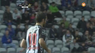 CD Nacional, Jogada, Tiago Rodrigues aos 33'
