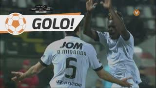 GOLO! Vitória SC, Rafael Miranda aos 25', CD Nacional 0-1 Vitória SC