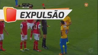 Estoril Praia, Expulsão, Alisson Farias aos 90'