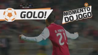GOLO! SC Braga, Ricardo Horta aos 84', SC Braga 2-0 Os Belenenses