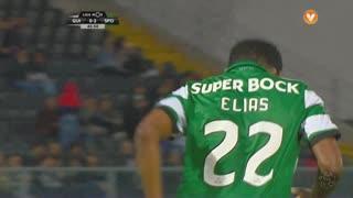 Sporting CP, Jogada, Elias aos 46'