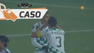 FC P.Ferreira, Caso, Ivo Rodrigues aos 65'