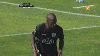 Vitória FC, Jogada, Edinho aos 68'