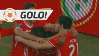 GOLO! SL Benfica, Pizzi aos 76', SL Benfica 2-0 CD Tondela