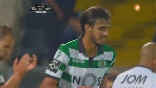 Sporting CP, Jogada, B. Ruiz aos 66'