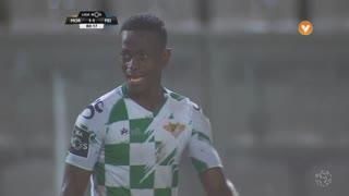 Moreirense FC, Jogada, E. Boateng aos 81'