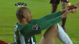 Vitória FC, Jogada, Thiago Santana aos 48'