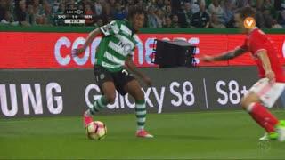 Sporting CP, Jogada, Gelson Martins aos 64'