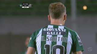 Vitória FC, Jogada, Nuno Santos aos 90'