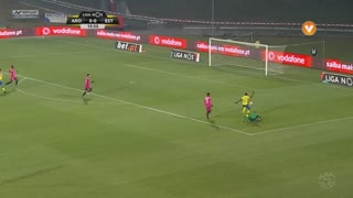 FC Arouca, Jogada, Jorginho Intima aos 16'