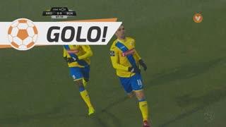 GOLO! FC Arouca, Tomané aos 8', FC Arouca 1-0 Boavista FC
