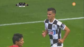 Boavista FC, Jogada, Talocha aos 62'