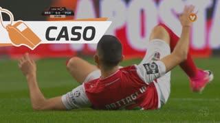 FC Porto, Caso, Felipe aos 2'
