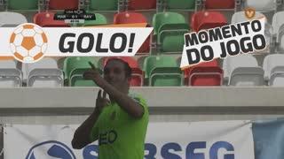GOLO! Rio Ave FC, Guedes aos 41', Marítimo M. 0-1 Rio Ave FC