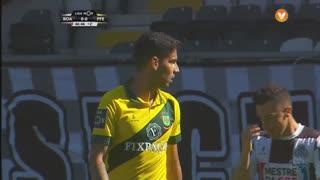 FC P.Ferreira, Jogada, Medeiros aos 45'+2'