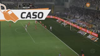Vitória SC, Caso, Marega aos 72'