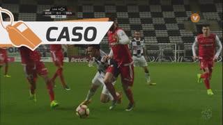 Boavista FC, Caso, A. Schembri aos 30'