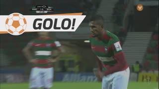 GOLO! Marítimo M., Dyego Sousa aos 27', Marítimo M. 1-0 Boavista FC